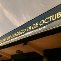 Photo taken at Pastelitos Pipo 18 de Octubre by Claryluz M. on 7/29/2012