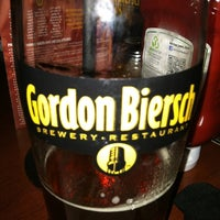 Photo taken at Gordon Biersch Brewery Restaurant by Lane R. on 3/15/2012