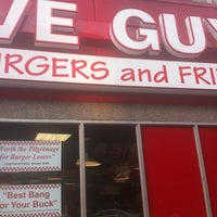 Photo taken at Five Guys by Lisa♥ D. on 5/27/2012
