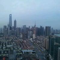 Photo taken at Novotel Atlantis Shanghai | 海神诺富特大酒店 by Ilia U. on 1/15/2012
