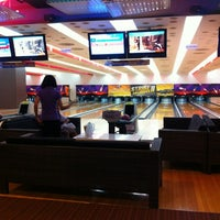 Photo taken at SM Bowling Center by alizza chenee anne on 7/14/2012