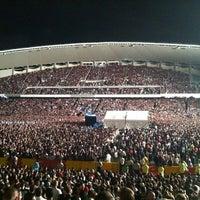Photo taken at Allianz Stadium by Alicia d. on 12/8/2011