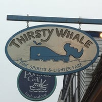 Photo taken at Thirsty Whale by Kim J. on 10/3/2011