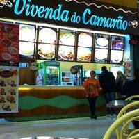 Photo taken at Vivenda do Camarão by Daniele A. on 5/18/2012