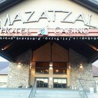 Photo taken at Mazatzal Hotel And Casino by Lehi C. on 12/11/2011