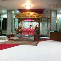 Photo taken at Guru Nanak Sabha - Gurudwara by Harpreet S. on 9/1/2011