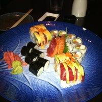 Photo taken at Fuji Sushi by Beth J. on 7/24/2012