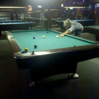 Photo taken at Marietta Billiard Club by Ashley V. on 1/5/2012