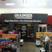 Photo taken at Grainger by Justin G. on 7/15/2011