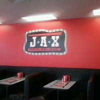 Photo taken at Jax Burgers by Han P. on 9/16/2011