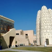 Photo taken at Katara Cultural & Heritage Village by Yahya A. on 5/18/2012
