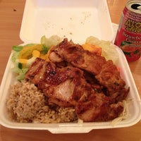 Photo taken at L & L Hawaiian Barbecue by nicolas c. on 8/6/2012