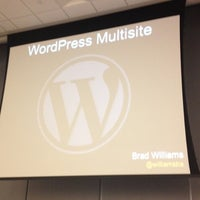 Photo taken at Philly WordPress Meetup by Brett S. on 3/20/2012