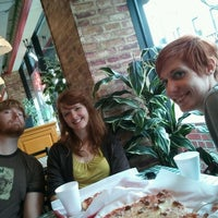 Photo taken at Bacci Pizzeria by Barnaby J. on 2/4/2012