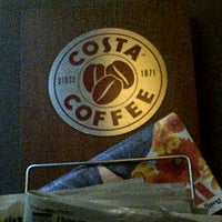 Photo taken at Costa Coffee by Shahir H. on 2/18/2012