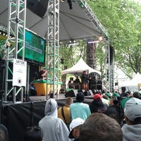 Photo taken at Seattle Supersonics Park by Quoc T. on 6/14/2012