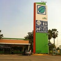 Photo taken at Bangchak by Supol K. on 4/22/2012