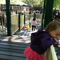 Photo taken at Carroll Park Playground by Chris C. on 4/29/2012