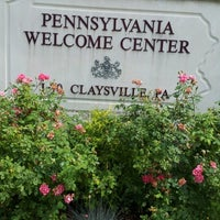 Photo taken at Pennsylvania Welcome Center by Marcus S. on 6/24/2012