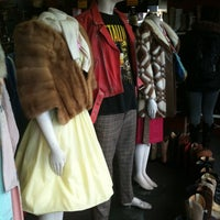 Photo taken at Retro Rock Vintage Clothing by danigardea on 1/15/2012