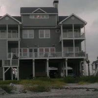Photo taken at The Waymire Beach House by Maurice P. on 9/18/2011