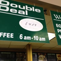 Photo taken at Hopewell Bagels by Greg S. on 11/13/2011