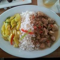 Photo taken at Jamaica Gates Caribbean Restaurant by Steve G. on 6/3/2012