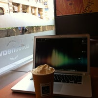 Photo taken at Coffee Heaven by Peter M. on 5/2/2012