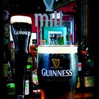 Photo taken at Belfast Mill Irish Pub by Lori B. on 7/7/2012