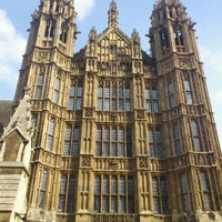 Photo taken at Houses of Parliament by Pasha F. on 4/14/2012