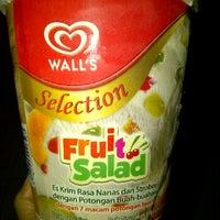Photo taken at Jakarta Fruit Market by mayuko w. on 1/12/2012