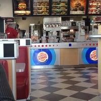 Photo taken at Burger King by Samara V. on 4/21/2012