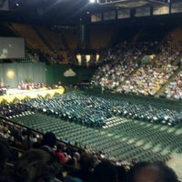 Photo taken at EagleBank Arena by Kevin P. on 5/19/2012