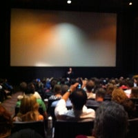Photo taken at Embarcadero Center Cinema by Nate R. on 9/3/2012