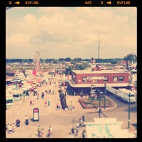 Photo taken at Illinois State Fairgrounds by Matt H. on 8/21/2011