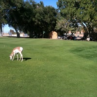 Photo taken at Casper Municipal Golf Course by Curtis V. on 9/30/2011