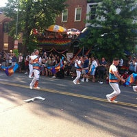 Photo taken at Capital Pride 2012 by Leslie Y. on 6/9/2012