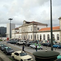 Photo taken at Estação Ferroviária de Porto-Campanhã by Firdavs U. on 8/12/2012