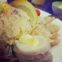 Photo taken at Restaurant La Aguada by Solange R. on 6/17/2012