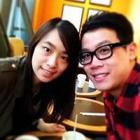 Photo taken at Starbucks 星巴克 by Eric C. on 3/24/2012