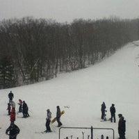 Photo taken at Devil's Head Ski Resort by 🍻 Jackson 📢 . on 2/26/2011
