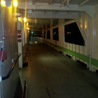 Photo taken at Crown Point Bridge Ferry by Zach H. on 10/3/2011