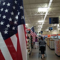 Photo taken at Walmart Supercenter by Matthew B. on 5/20/2012