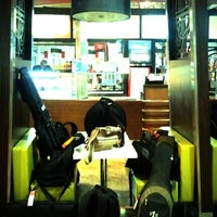 Photo taken at Cafe Coffee Day by Shadaab K. on 1/21/2012