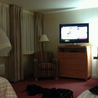 Photo taken at Four Points by Sheraton Plainview Long Island by Nikki A. on 9/3/2011