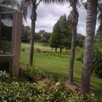 Photo taken at Avila Golf & Country Club by Solange C. on 8/21/2012