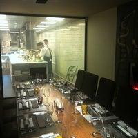 Photo taken at Sergi Arola Restaurante by Jaume A. on 3/28/2012