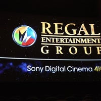 Photo taken at Regal Cinemas City North 14 IMAX & RPX by William H. on 7/24/2012