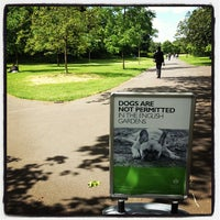 Photo taken at Regent's Park by Tohn P. on 6/29/2012