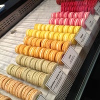 Photo taken at Bisous Ciao Macarons by Thais M. on 8/26/2012